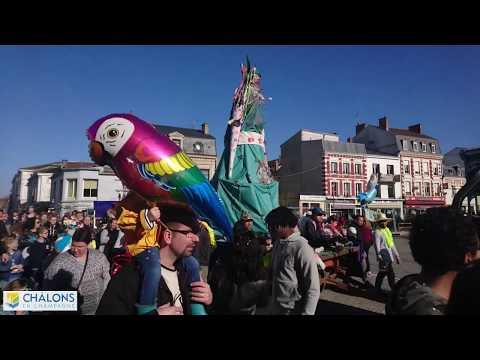 Web reportage -  Carnaval Châlons-en-Champagne 2018