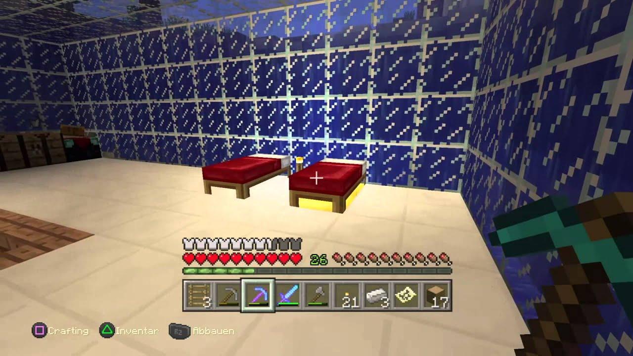 Minecraft Unterwasser Haus YouTube - Minecraft haus unter wasser bauen