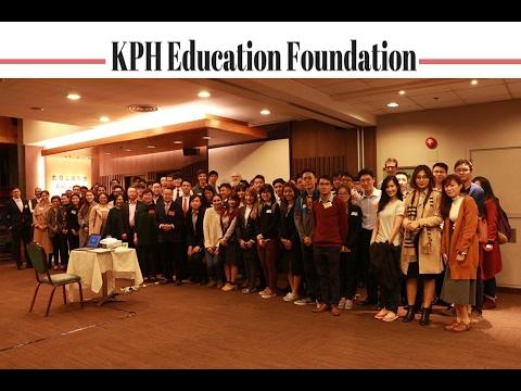 KPH Education Foundation Small Talks Circles Evening, 19 January 2017