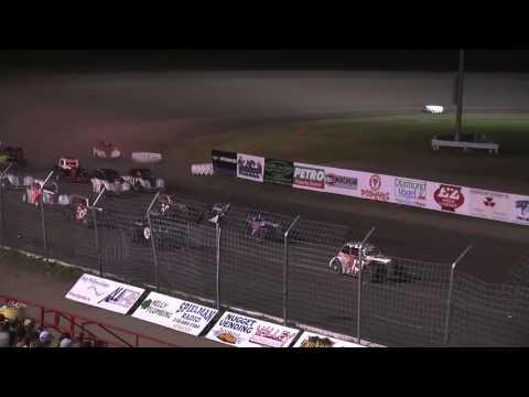 Red River Valley Speedway 06/10/2016 - INEX Legends Feature