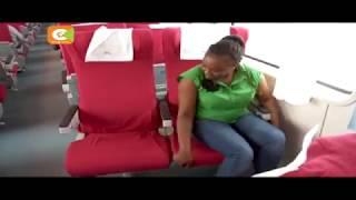 Msisimko wa safari ya treni mpya ya SGR