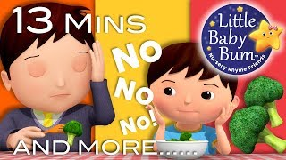 """No No No""! Vegetables 