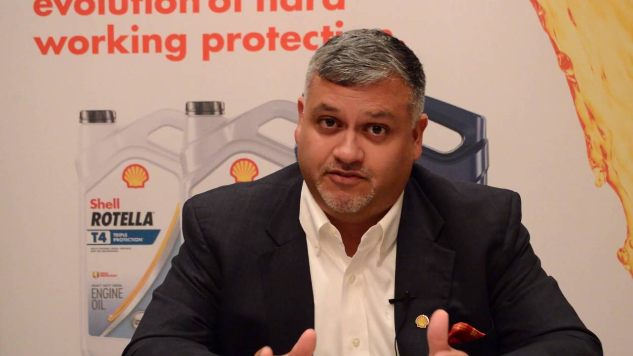 Shell Rotella T4 >> Shell Rotella presents T4 Triple Protection technology ...