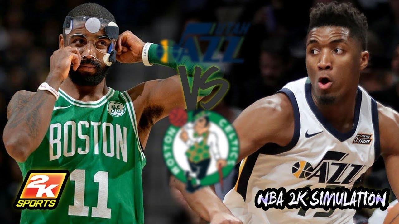 Boston Celtics Vs Utah Jazz Full Game December K