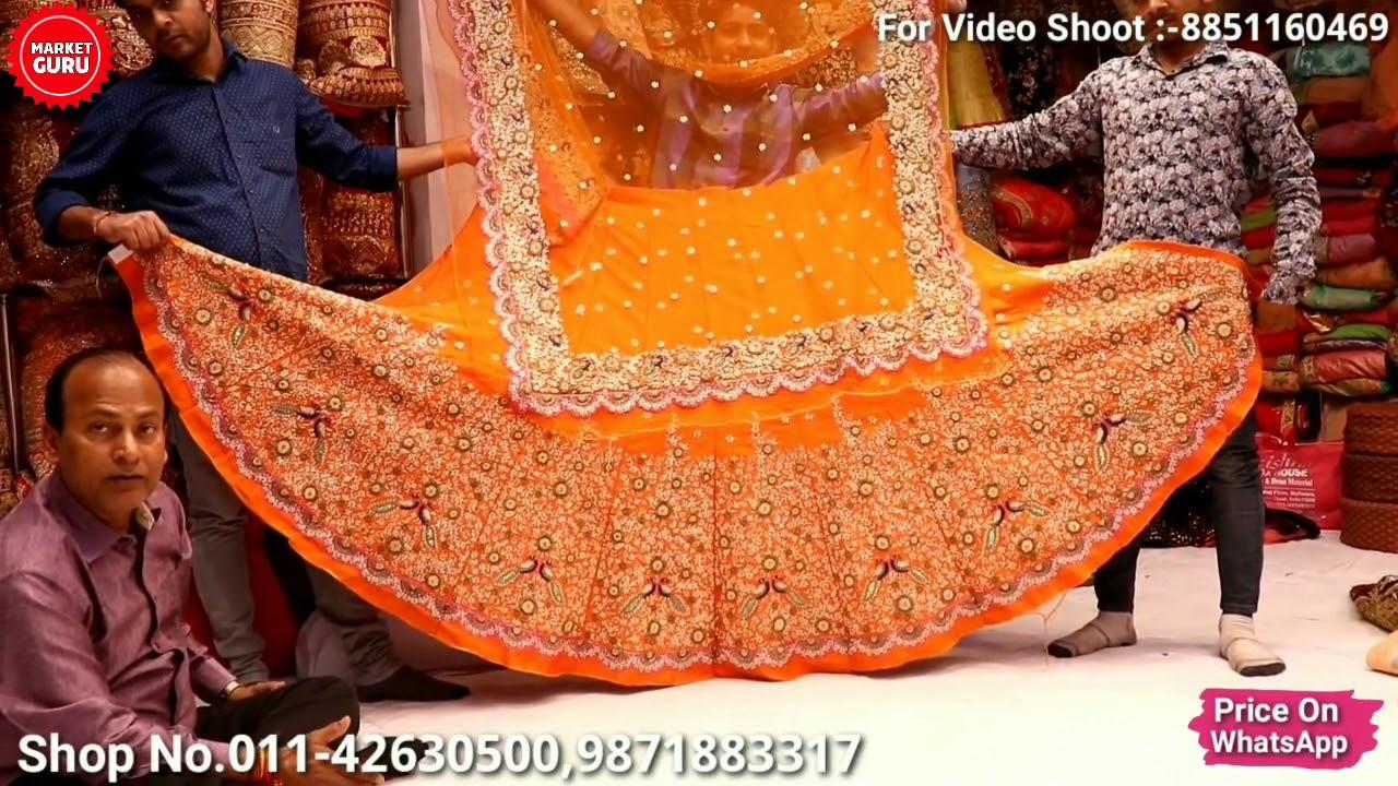 d35195c12b Top Bridal Lehenga designs 2019-20 Designer lehenga pattern, Wedding Ghagra  designs, Wedding dress