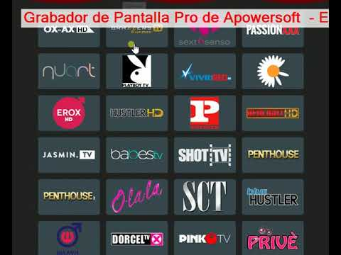 CANALES PARA ADULTOS (ANDROID 2019) PLAYBOY,PENTHOUSE,BRAZZERS,HUSTLER.,ECT)