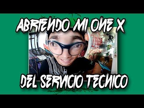 ABRIENDO MI XBOX ONE X DEL SERVICIO TÉCNICO.