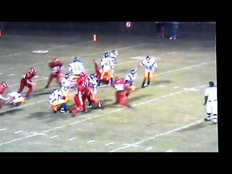 Daniel bruton hits hard2!!!!