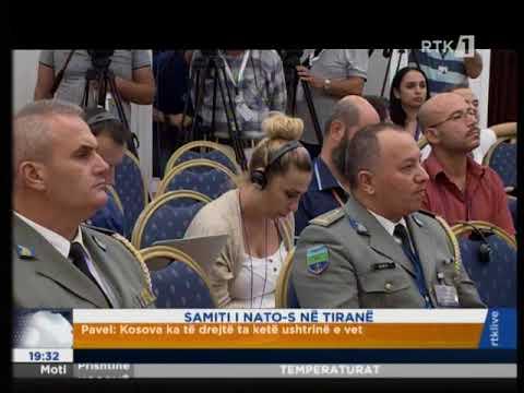 SAMITI I NATO-S NË TIRANË