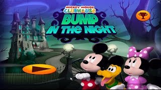 mickey mouse clubhouse bump in the night 2016 new full game episodes