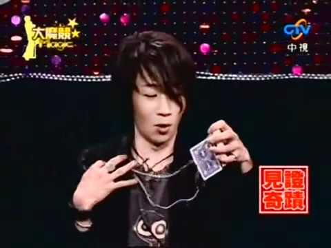 【意凡魔術小舖】大魔競劉謙撲克目錄(藍色)+808原廠52張牌 直接表演