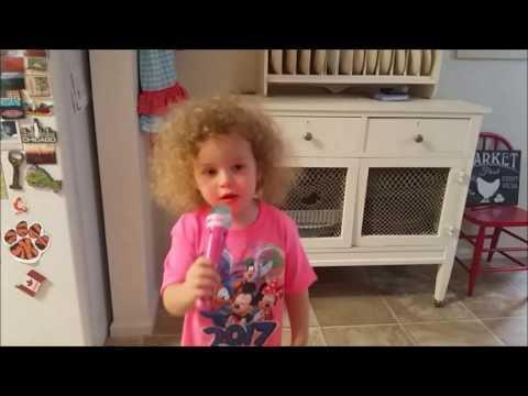 La nostra vita in America: Cecilia canta Trolls e le canzoni Disney