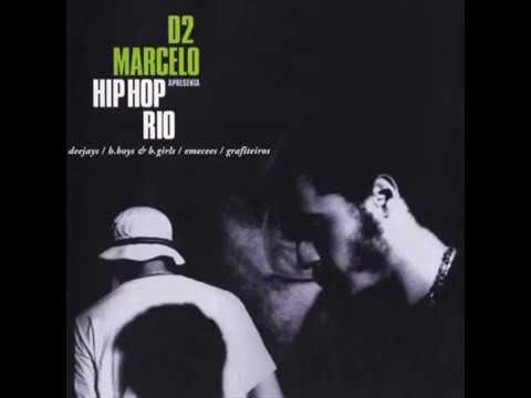 "Coletânea Marcelo D2 Apresenta ""Hip Hop Rio"" Álbum Completo [2001]"