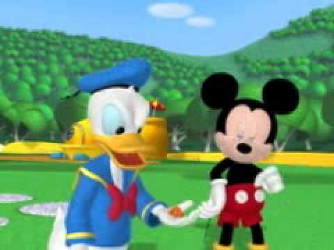 Donald and the Beanstalk  MickeyMouseClubhouse Wiki  Fandom