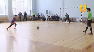 Международный турнир по мини-футболу прошел в Нефтекамске