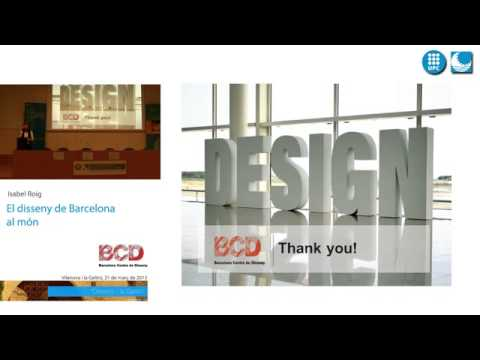 Isabel Roig: El disseny de Barcelona al món