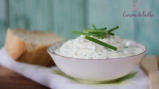 fromage ail et fines herbes maison