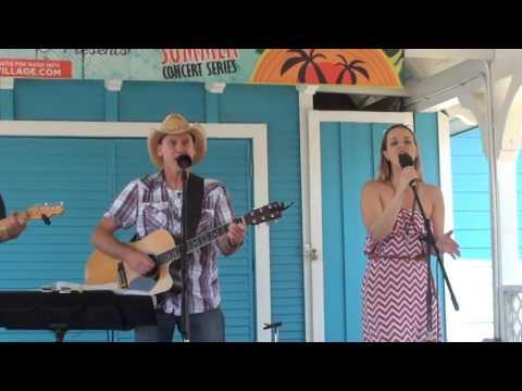 Strawberry Wine Cover - CGA Acoustic - Shoreline Village, Long Beach