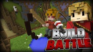 Minecraft: Build Battle - FISHING GRIAN!