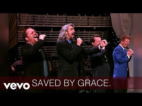 Gaither Vocal Band - Sinner Saved By Grace (Live/Lyric Video)