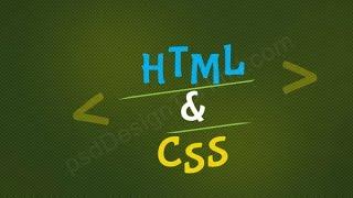 ( Урок 4.1 ) HTML & CSS Александр Пауков - Верстка сайтов для начинающих