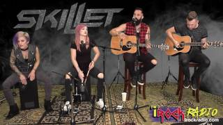 �������� ���� iRockRadio.com - Skillet (Acoustic) - Feel Invincible ������