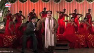 Kaha Raja Bhoj Kaha Gangu Teli, Govinda, Kader Khan, Sonu Nigam   Dulhe Raja Dance Song