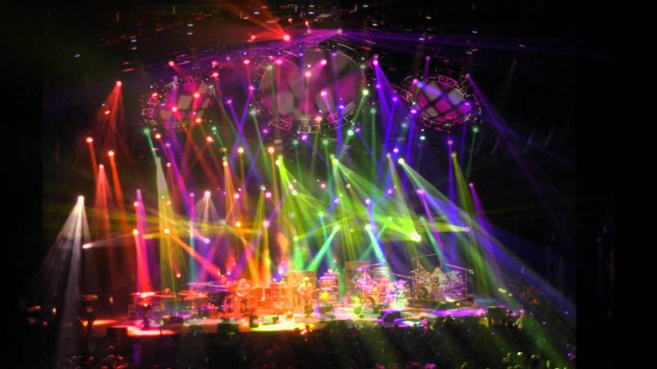 Phish My Pics 8 28 12 Chaifetz Arena St Louis Mo