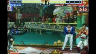 Video Game Masters/Rakiarmas Reviews # 2- King of Fighters 96