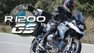 BMW R1200 GS 2017: Prueba a fondo [Full HD]