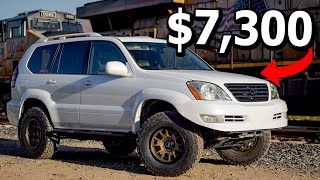 You Should Buy a Used Lexus GX470