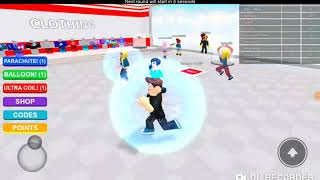 ROBLOX the flor is lava