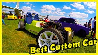 Best Custom Cars Shows 2019. Crazy Looking Cars. Unusual Design Vehicles 2019
