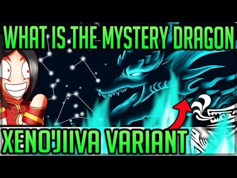 Identity Of The New Black Dragon - Xeno'jiiva Variant - Monster Hunter World Iceborne! (Theory/Fun)