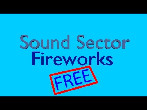 Free Firework Sound Effect