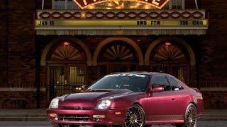 1998 honda prelude rear wheel drive rwd build slideshow