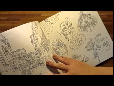SLS Around the World Coloring Book Video - YouTube