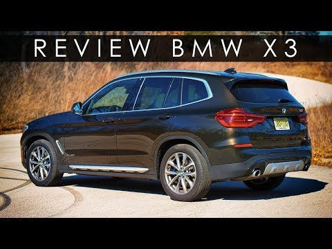 Review | 2018 BMW X3 | Premium Promises