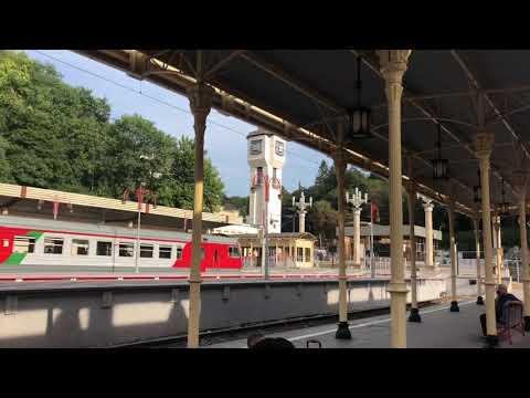 Кисловодск | Железнодорожный вокзал Кисловодск