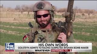 Green Beret who killed Taliban bomb maker who killed his men now faces trial