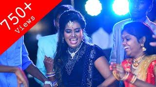 On the Floor Baby   Cinematic Wedding   Wedding Highlights   Bride Dance   Kudukku Song