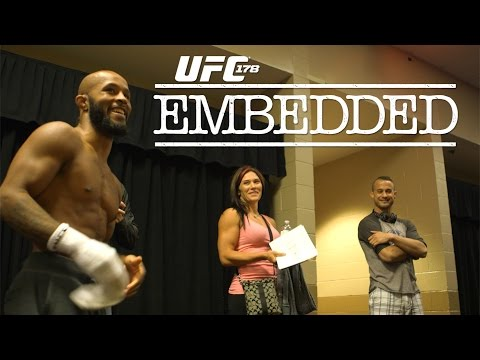 UFC 178 Embedded: Vlog Series - Episode 3