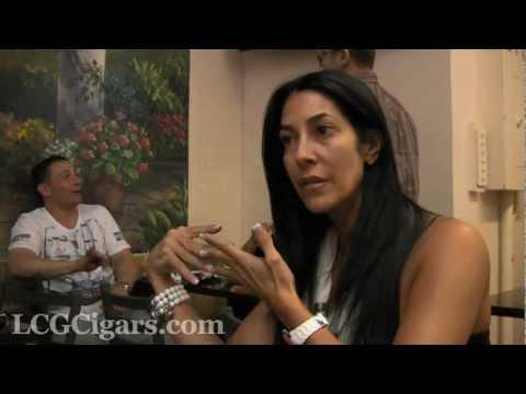 Light 'Em Up Fridays Cigar   Mob Wives Reunion Special  Featuring Carla Facciolo