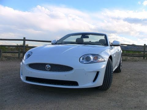 2011 Jaguar XK convertible review