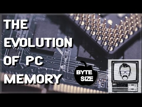 How PC Memory has Evolved [Byte Size] | Nostalgia Nerd