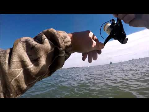 How To Catch Speckled Sea Trout On Radio Island North Carolina Fishing