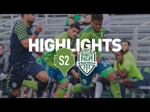 Highlights: Seattle Sounders FC 2 vs Oklahoma City Energy FC | June 19, 2017