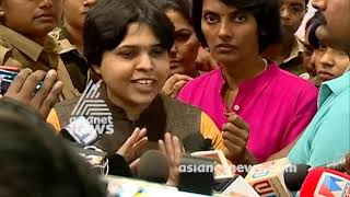 Trupti Desai has decided to return PRESS MEET 16 NOV 2018
