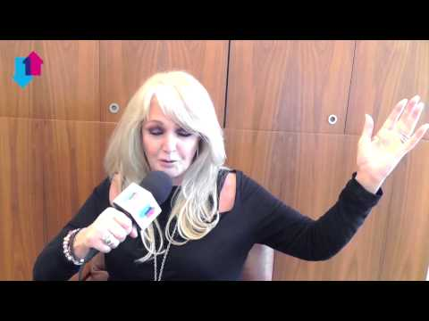Bonnie Tyler gets set for Eurovision 2013  Official Charts Company