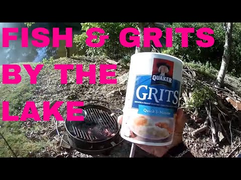 Crappie Hole (FISH FRY FRIDAY... FISH & CHEESE GRITS)